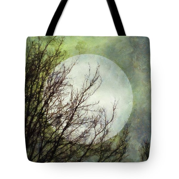 Moon Dream Tote Bag by Patricia Strand