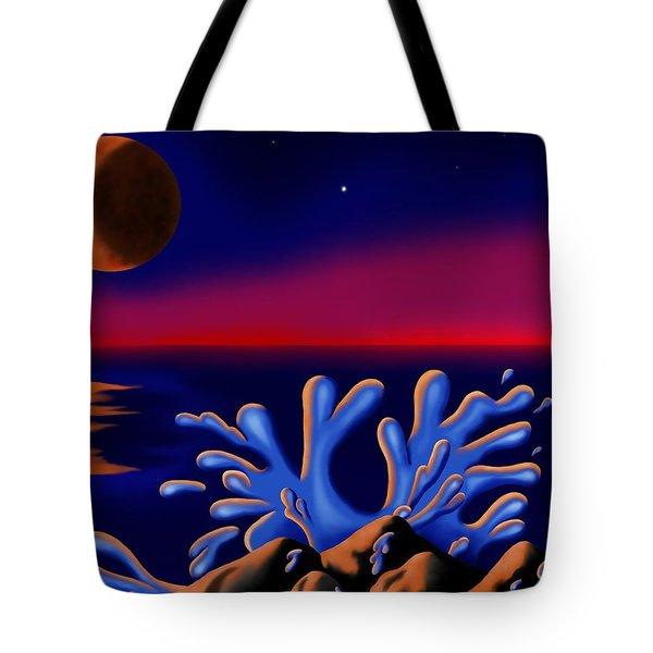 Moon-glow II Tote Bag