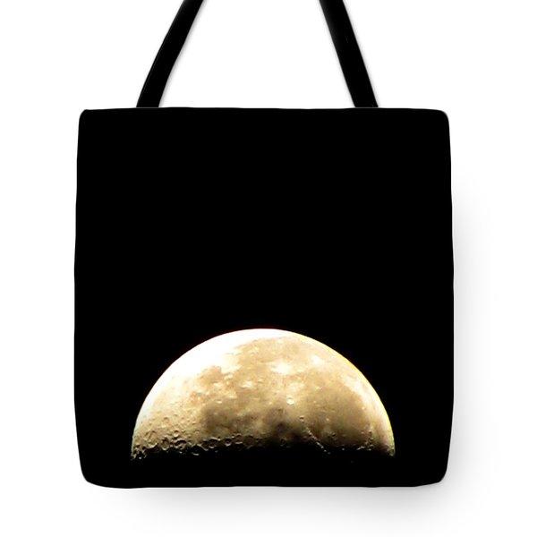 Moon Loop Tote Bag