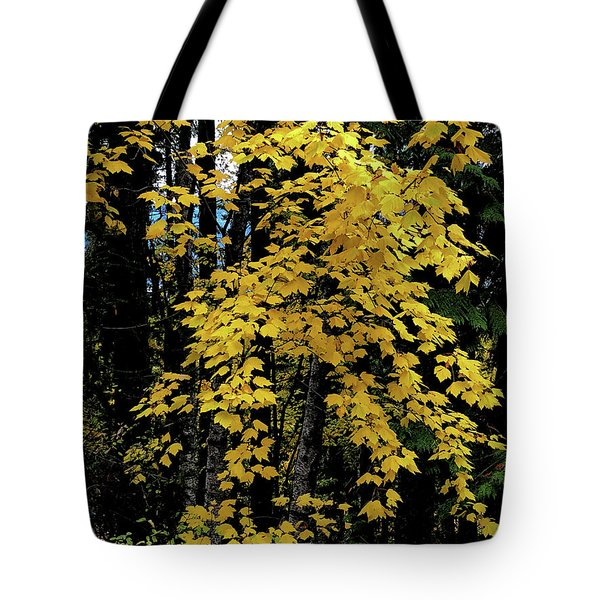 Moon Maple 2 Tote Bag