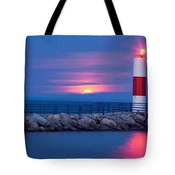 Moon Marker Tote Bag