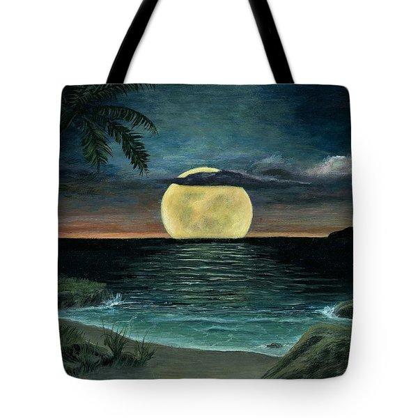 Moon Of My Dreams IIi Tote Bag