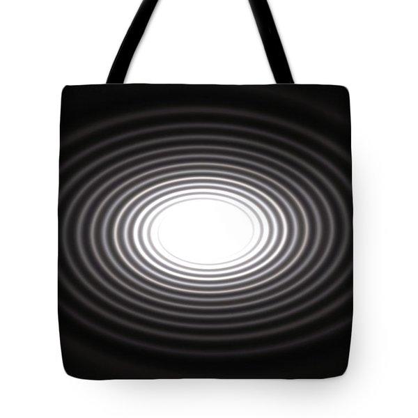 Moon Rings Tote Bag