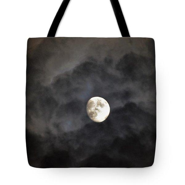Moon Rise Tote Bag
