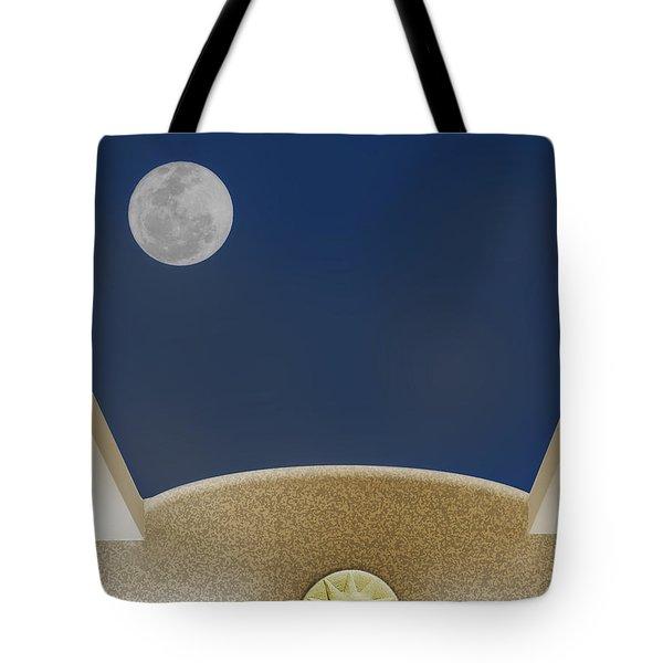 Moon Roof Tote Bag