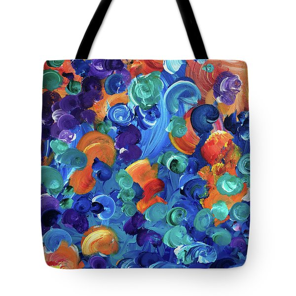 Moon Snails Back To School Tote Bag