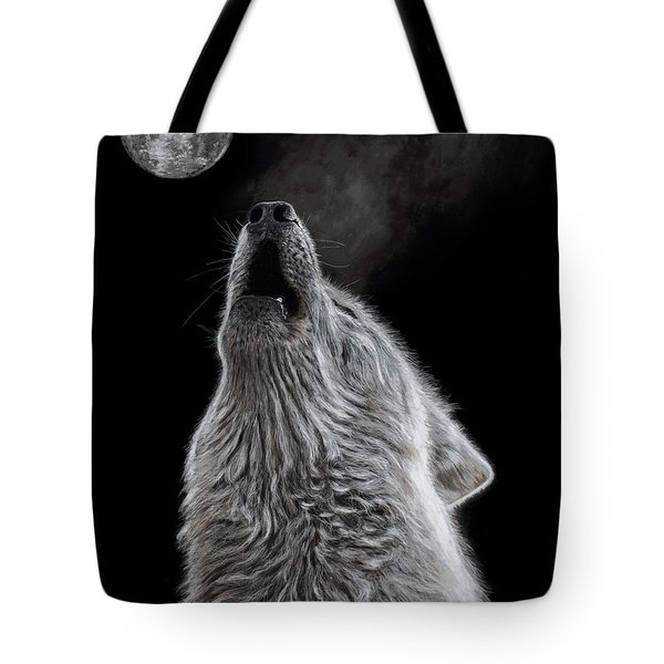 Moon Song Tote Bag
