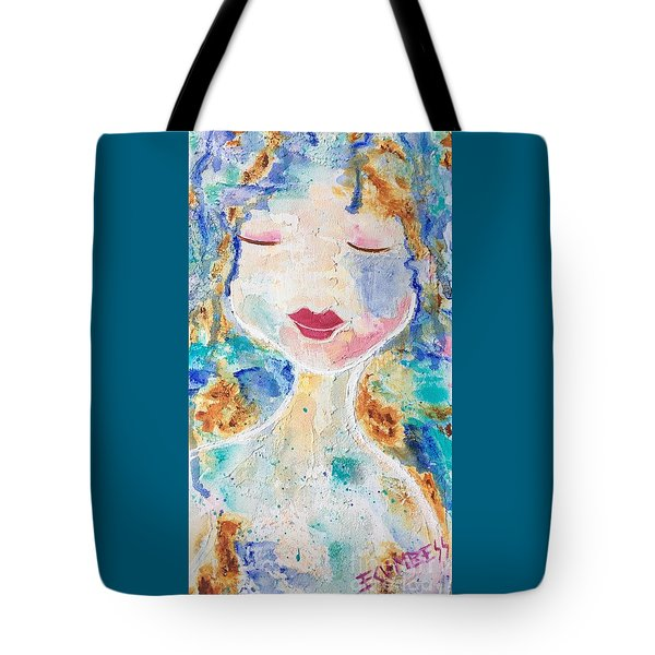 Moonbeam Tote Bag