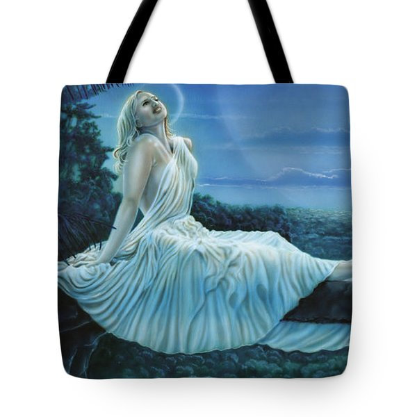 Moonbeams Tote Bag
