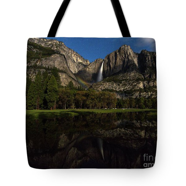 Moonbow Upper Falls Tote Bag