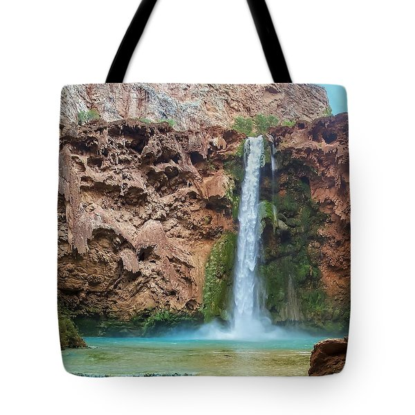 Mooney Falls Grand Canyon Tote Bag