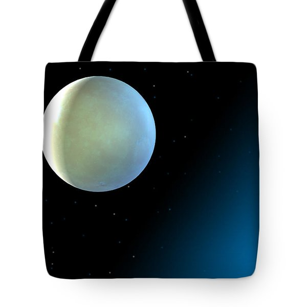 Tote Bag featuring the painting Mooney by Steven Lebron Langston