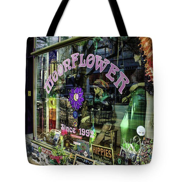 Moonflower Boutique Tote Bag
