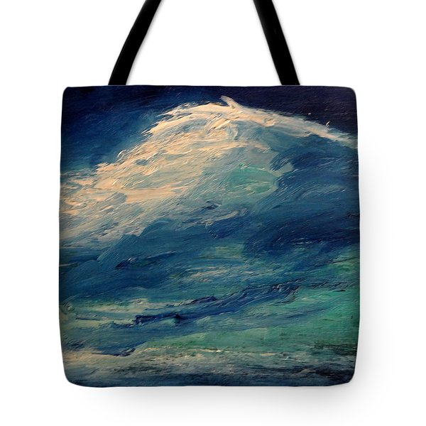Moonlight Tote Bag by Fred Wilson