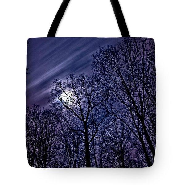 Moonlight Glow Tote Bag