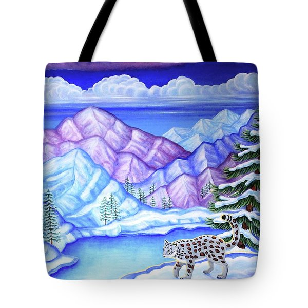Moonlight Magic Tote Bag by Tracy Dennison