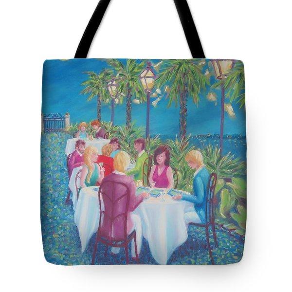 Moonlight Menus Tote Bag