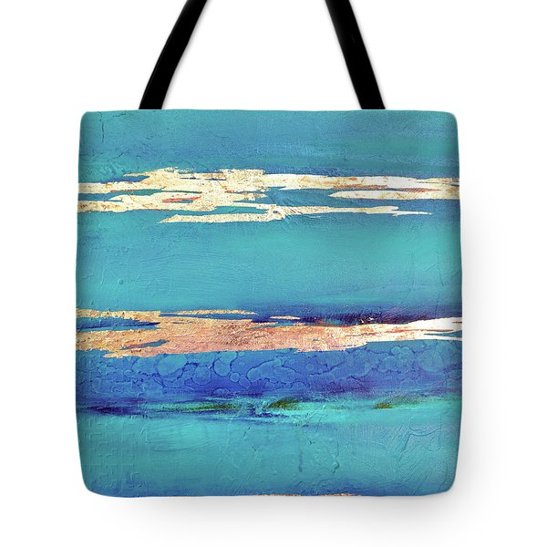 Moonlight Sea Tote Bag by Filomena Booth