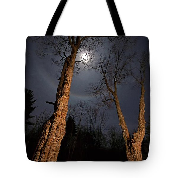 Moonlight Sentinels Tote Bag