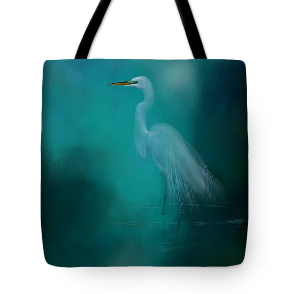 Tote Bag featuring the photograph Moonlight Serenade by Marvin Spates