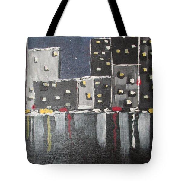 Moonlighters Tote Bag