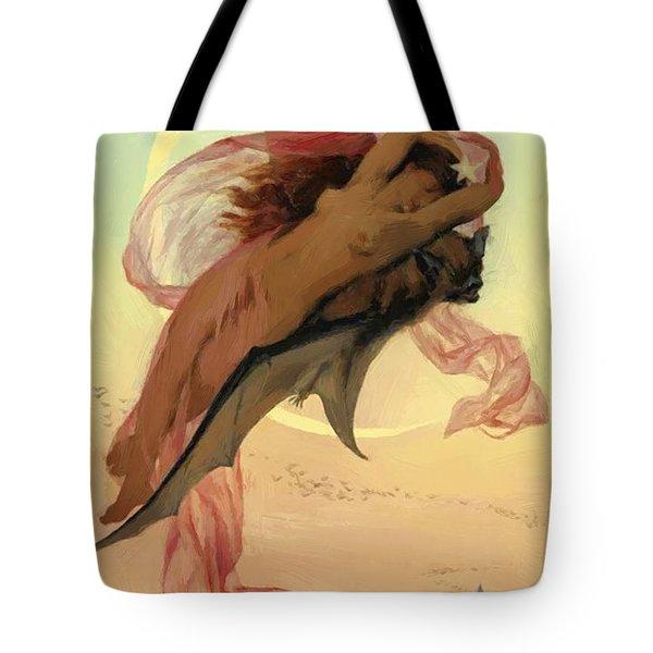 Moonlit Dreams  Tote Bag