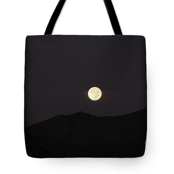 Moonset Tote Bag by Anne Rodkin