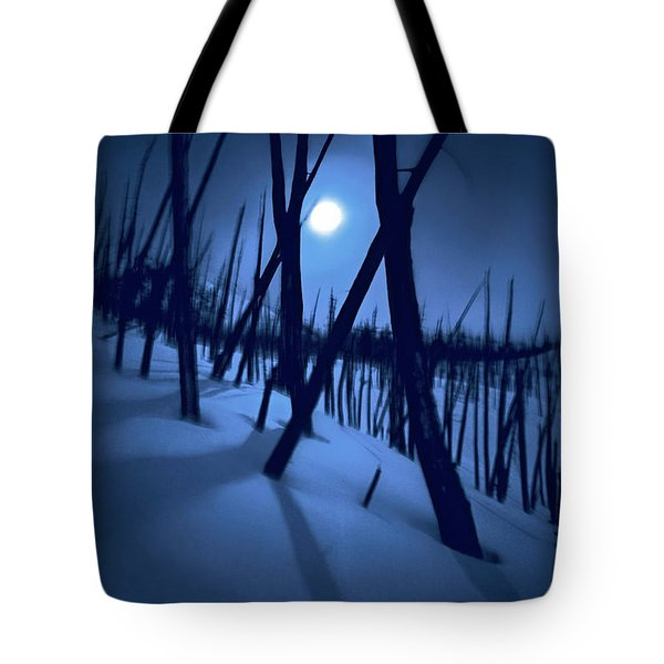 Moonshadows Tote Bag