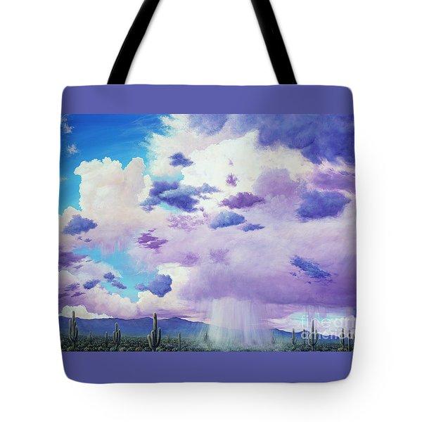 Moonsoon Beauty Tote Bag