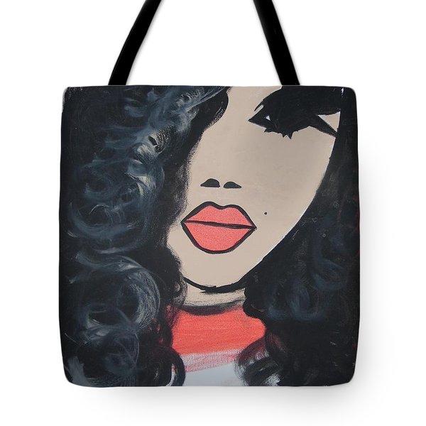 Moore Melanin Tote Bag