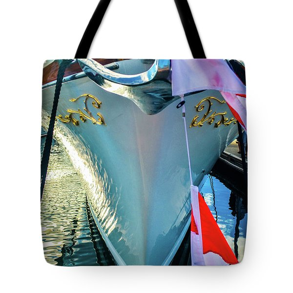 Moored Tote Bag