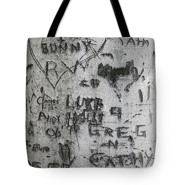 Moose And Bunny Tote Bag