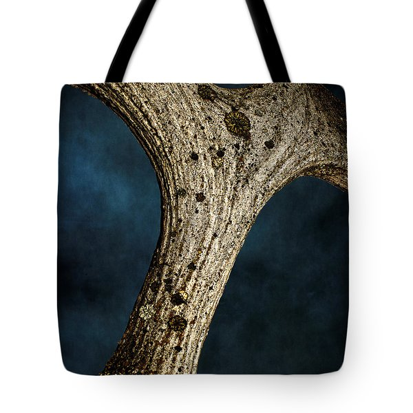 Moose Horn Curves Tote Bag