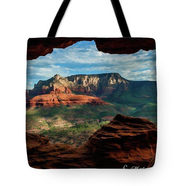 Moose Ridge 06-056 Tote Bag by Scott McAllister