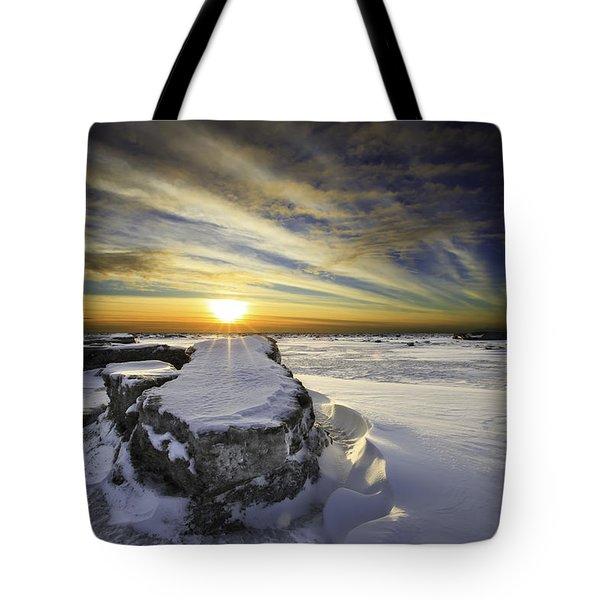 Mooses Tooth Tote Bag