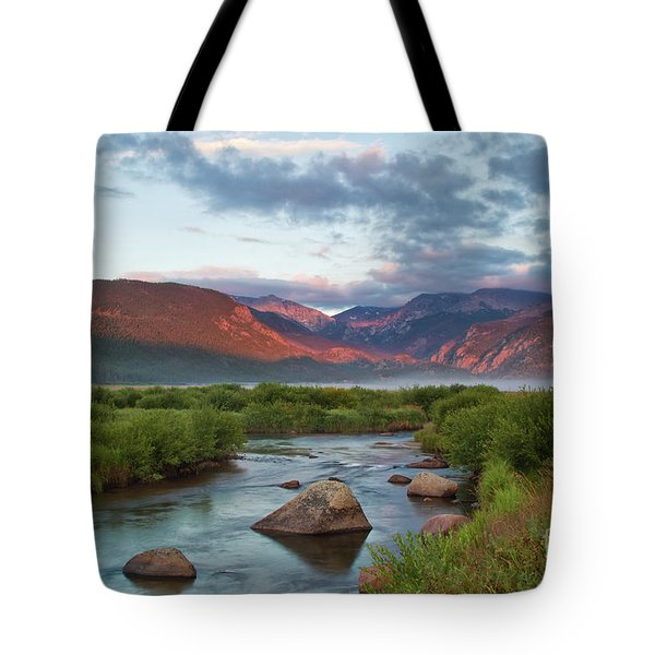 Moraine Park Glow Tote Bag