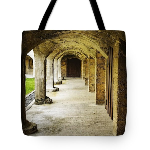Moravian Pottery And Tile Works Tote Bag