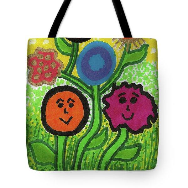 More Happy Days Tote Bag
