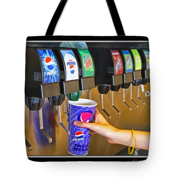 More Ice Please Tote Bag