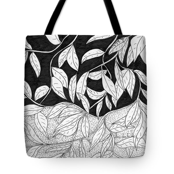 More Leaves Tote Bag