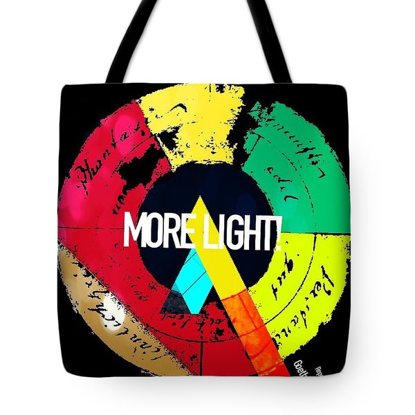 More Light Tote Bag