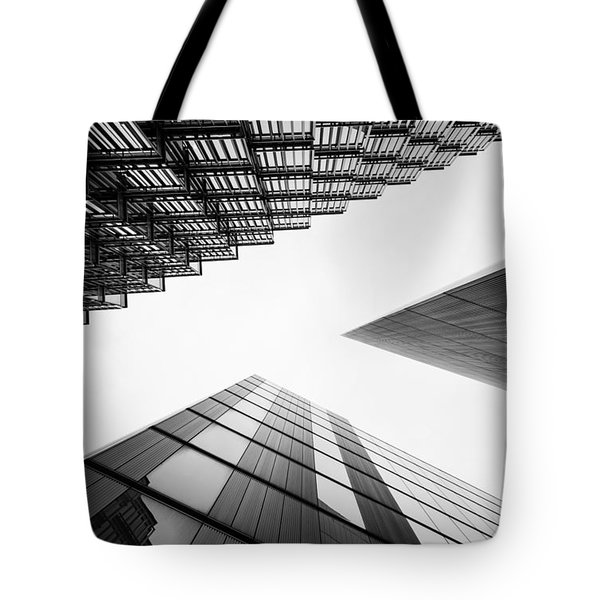 More London Tote Bag by Matt Malloy