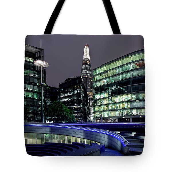 More London Riverside Tote Bag
