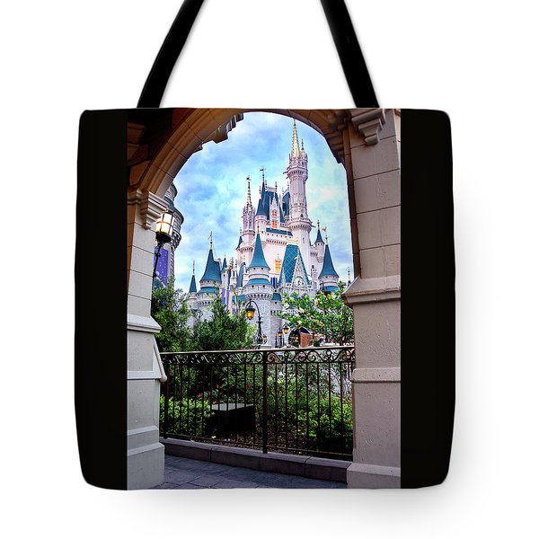 Tote Bag featuring the photograph More Magic by Greg Fortier