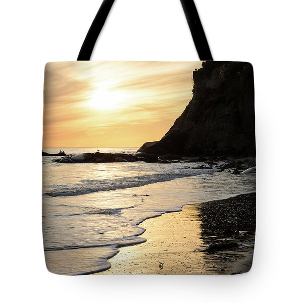 More Mesa Sunset West Tote Bag