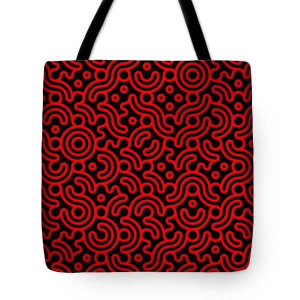 More Paths IIc Tote Bag