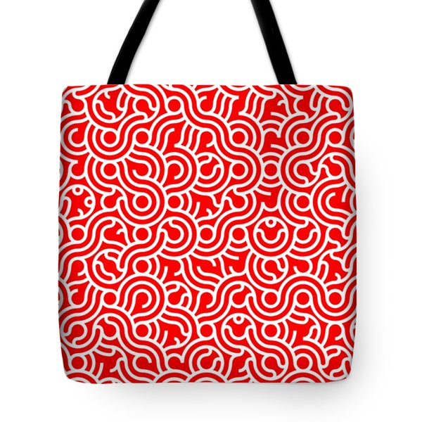 More Paths Vb Tote Bag