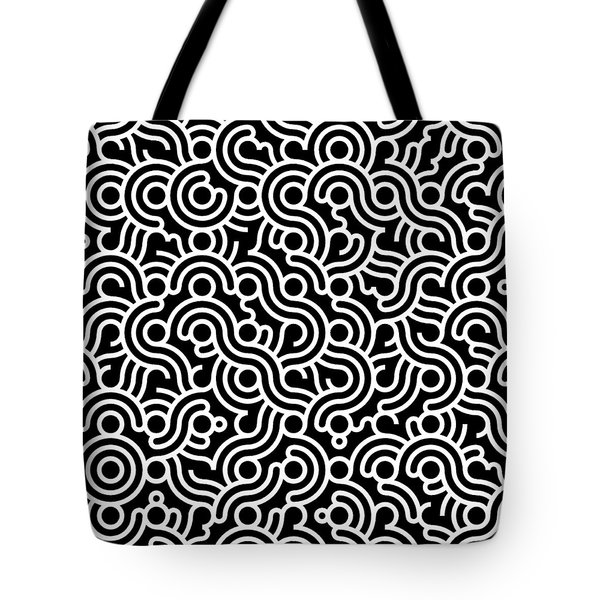 More Paths Via Tote Bag