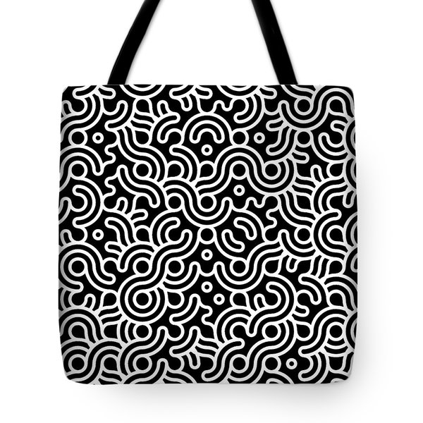 More Paths Viiia Tote Bag