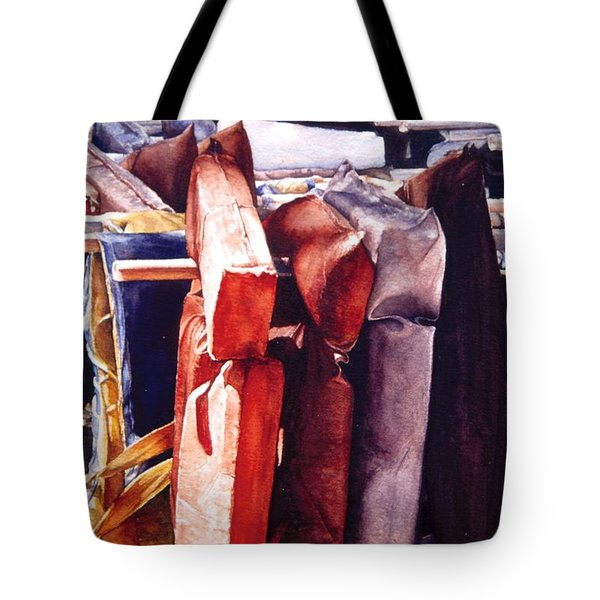 More Pfd Tote Bag